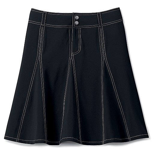 Skirts and Dresses: Whatever Skort: Skorts | Athleta :  skorts upf athleta topstitching