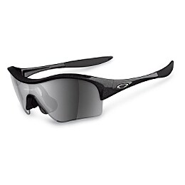 Shop by Sport: Enduring Edge Sunglass by Oakley® - Metallic Black