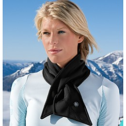 Footwear and Accessories: Polartec® Power Stretch® Scarf: Gloves/Scarves | Athleta :  power winter athleta running