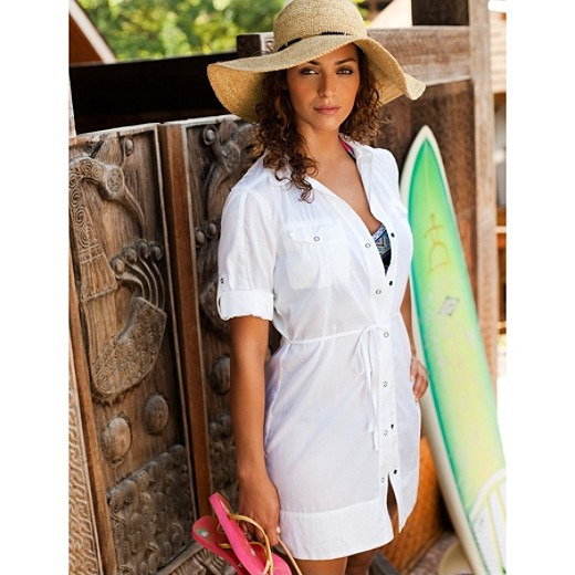 Womens Swim Coronado Coverup