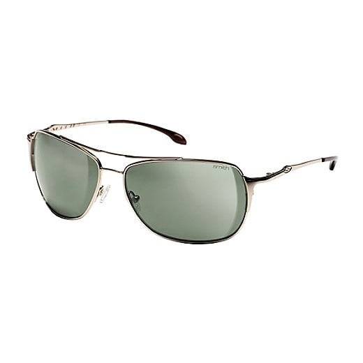 Rosewood Sunglasses by Smith Optics - Gold