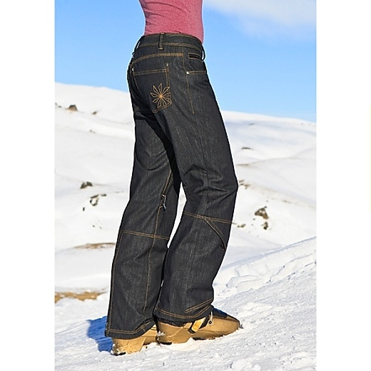 Powder Jean - women's tall ski pants