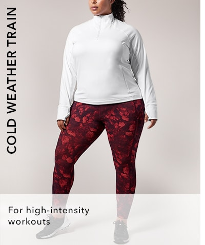 Cold weather train- for high intensity workouts