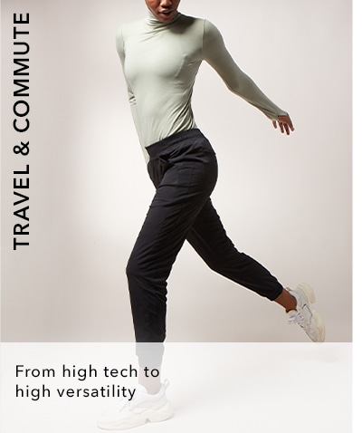 Travel & Commute- from high tech to high versatility