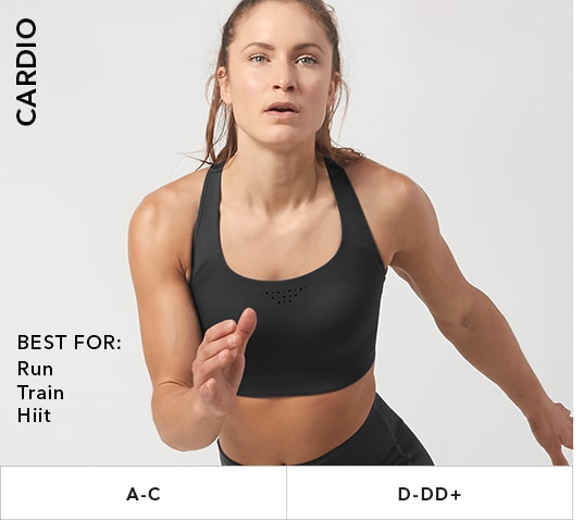 Cardio Bras: Best for run, train, hiit
