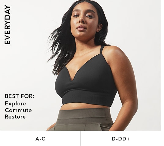 Everyday Bras: Best for travel, commute, explore