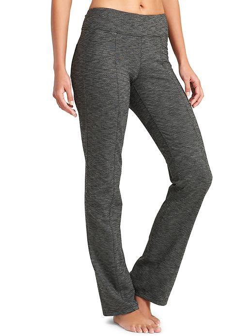 Athleta Womens Metro Classic Pant Black Heather Size XXS