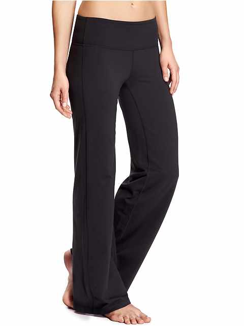 High Rise Chaturanga Pant