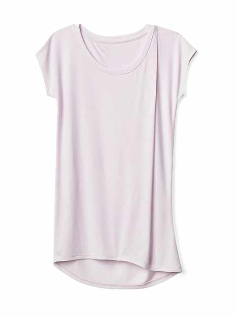 Athleta Girl Can't Stop Tee