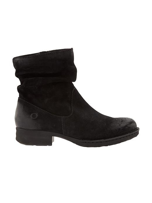 Athleta Womens Kamilah Boot By Born Black Size 9.5