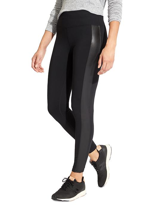 Athleta Tux Metro Legging Black