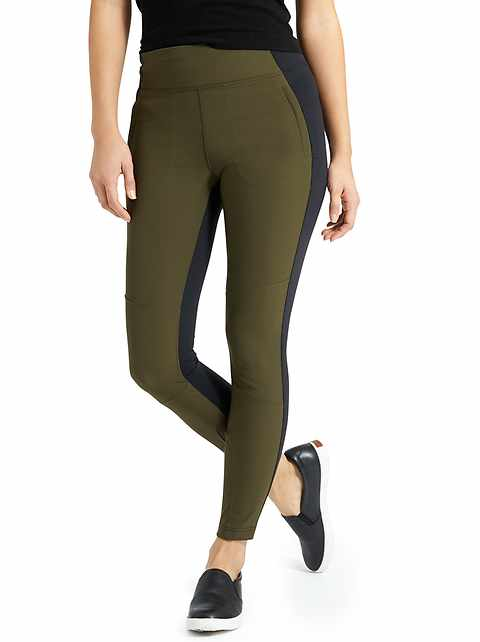 Highline Hybrid Ankle Tight