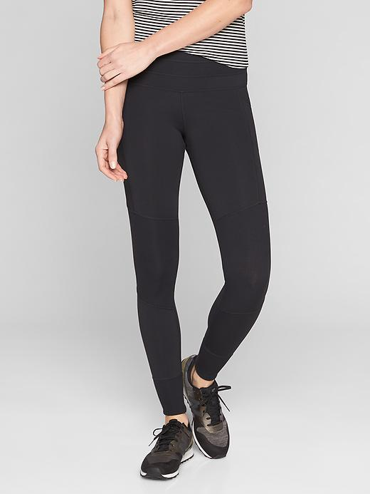 Athleta Excursion Tights Black