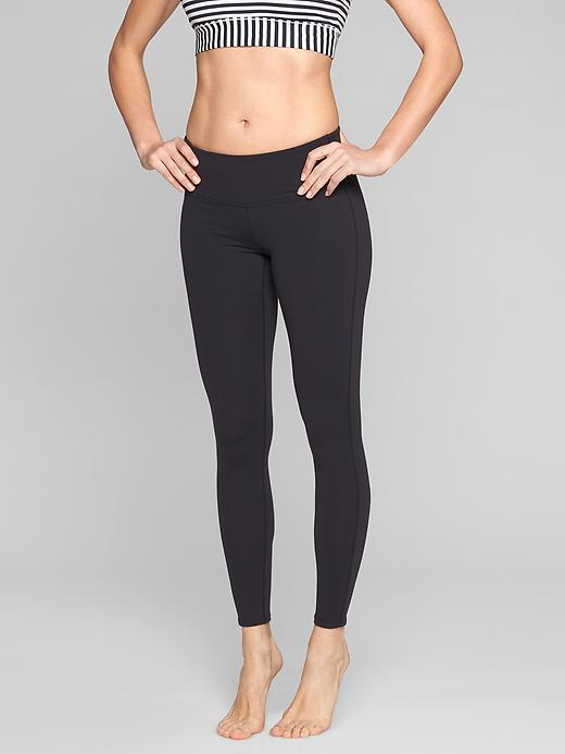 Athleta Chaturanga Tights Black