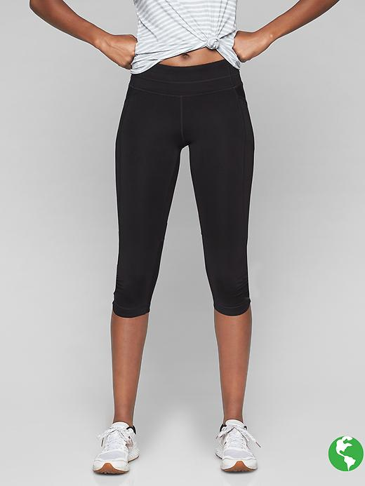 Athleta Be Free Knicker Black