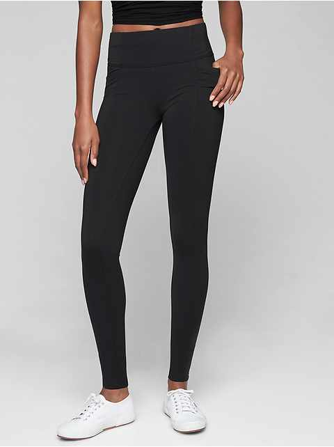 Metro High Waisted Legging