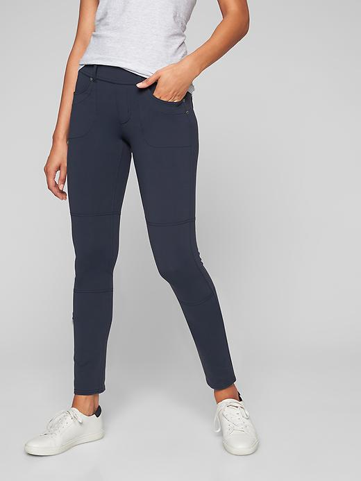 Athleta Bettona Jegging Navy