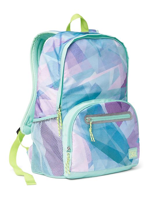 Athleta Girl First Bell Backpack Prism Size One Size
