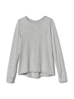 Athleta Girl Envelope Back Top