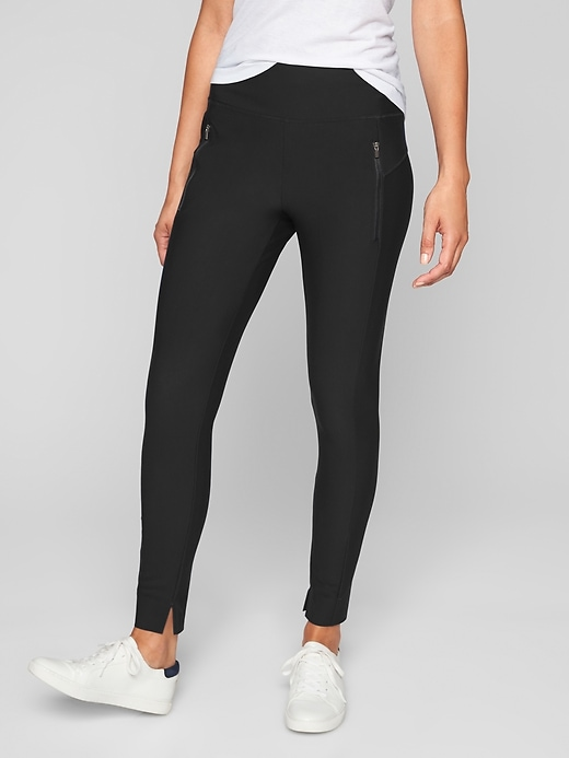 Athleta Stellar Tights Black
