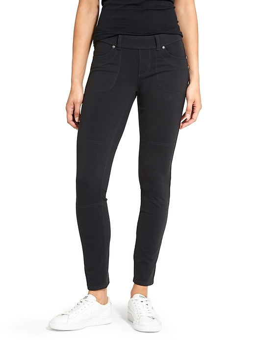 Athleta Bettona Jegging Black