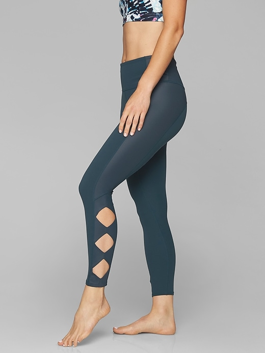 Athleta Cobra Tights Abyss