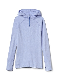 Athleta Girl Spacedye Tracker Hoodie