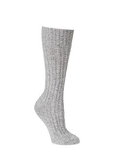 Cashmere Restore Socks