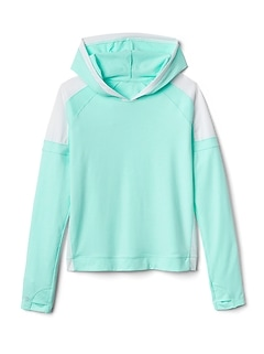 Athleta Girl A-Game Hoodie