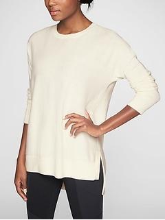 Wool Cashmere Stargazer Pullover
