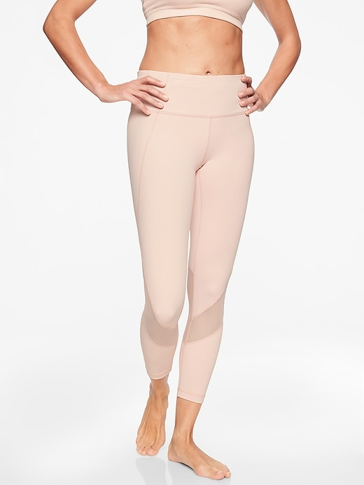 Athleta Eclipse 7/8 Tights Ballerina Gown