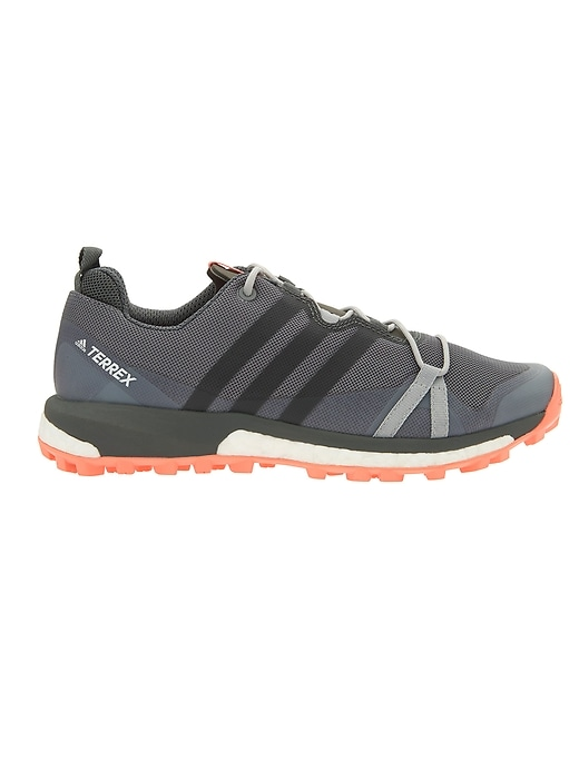 Athleta Womens Terrex Agravic By Adidas® Grey Three/Grey Four/Chalk Coral Size 7