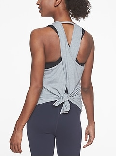 Essence Tie Back Tank