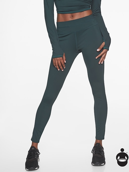 Athleta Sonar Tights Abyss