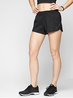 Racer Run Shortie 3&#34