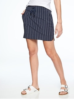 Stripe Midtown Skort