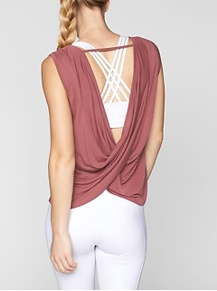 Revive Drape Tank