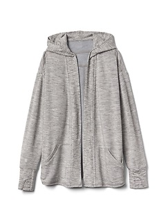 Athleta Girl Cruiser Hoodie Wrap