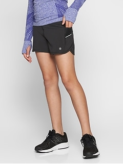 "Athleta Girl Record Breaker 3"" Short"