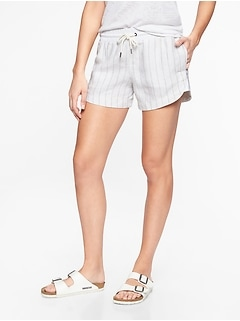 Beachside Bali Linen Short