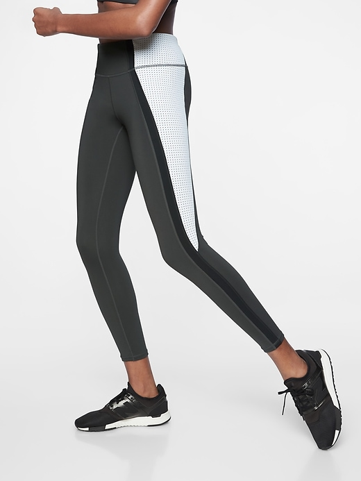Colorblock Contender 7/8 Tight by Athleta