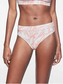 South Beach High Waist Bottom