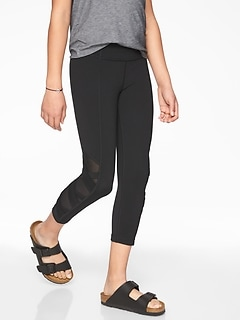 Athleta Girl Mind The Mat Capri 2.0