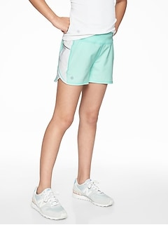 Athleta Girl Colorblock Record Breaker Short 2.0