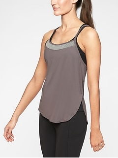 Strappy Back Chi Tank