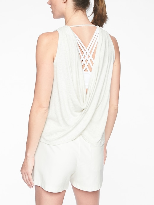 Revive Drape Back Tank