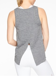 Foothill Heather Tank