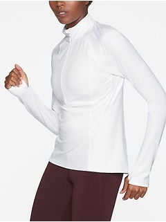 Run Free Half Zip In Powervita™