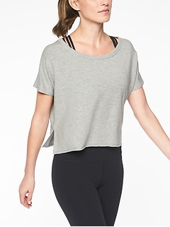 Unwind Crop Sweatshirt