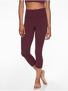 High Rise Chaturanga&#153 Capri